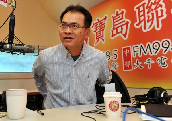 鄭弘儀直言,在威力纖案影響下,民進黨將有機會贏得明年台北市長選舉。(資料照)