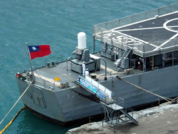 外國YouTube軍事頻道「Binkov's Battlegrounds」分析,台灣有不少軍事資源都是用來防止攻島。(歐新社)