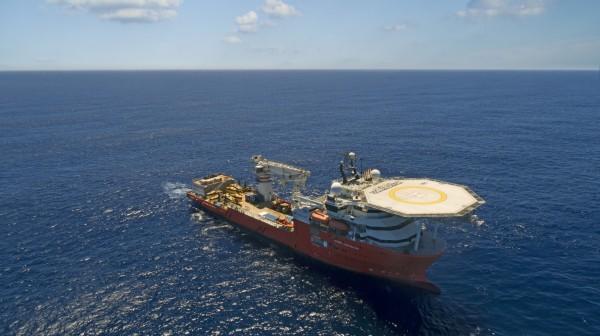 馬來西亞航空MH370班於2014年3月8日失蹤,馬國今年1月向美國私人企業「無限海洋」(Ocean Infinity)簽署合約繼續搜尋,最後仍一無所獲,馬來西亞今(29日)結束行動,未來沒有計畫再進行搜索。圖為無限海洋船隻。(歐新社)