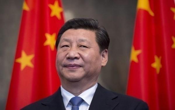 中國國家主席習近平封神野心徹底曝光。(美聯社)