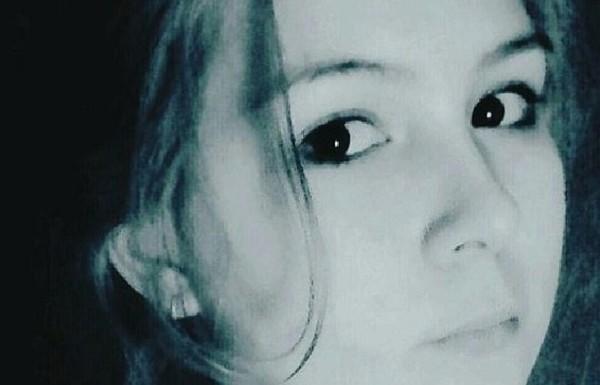 17歲的維多利亞被發現陳屍廢棄工地,遭活活勒死,臉部還被毀容。(圖擷自俄羅斯社群媒體Vkontakte)