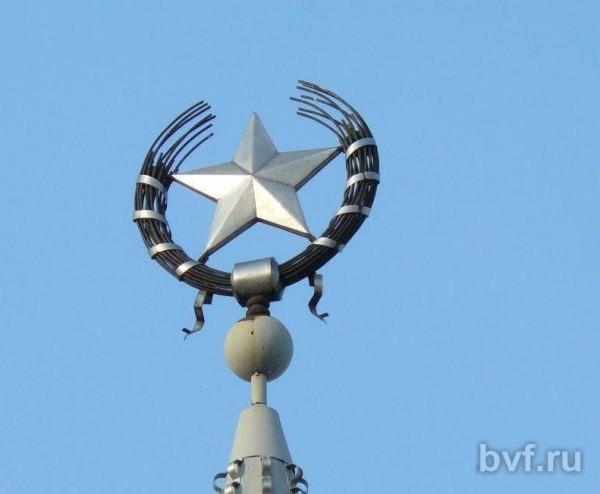 紅星紀念碑原貌。(圖擷自《vmulder.livejournal.com》)
