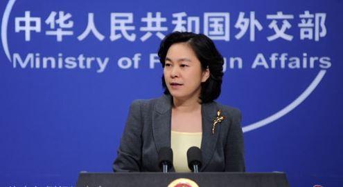 針對台灣近日申請加入亞投行,華春瑩回應,應該避免出現「兩個中國」、「一中一台」的問題。(圖取自中國網)