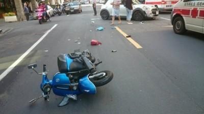 數據顯示,雙北是全台車禍死亡率最低之處,死亡率最高竟在給人樂活形象的花東。(資料照,記者黃良傑翻攝)