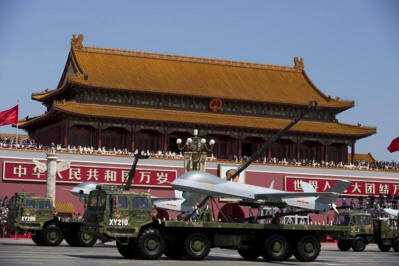 塞爾維亞近期向中國購買多台軍用無人機,西方國家擔心,中國協助塞爾維亞加強武裝,恐影響巴爾幹地區的區域穩定。(美聯社)
