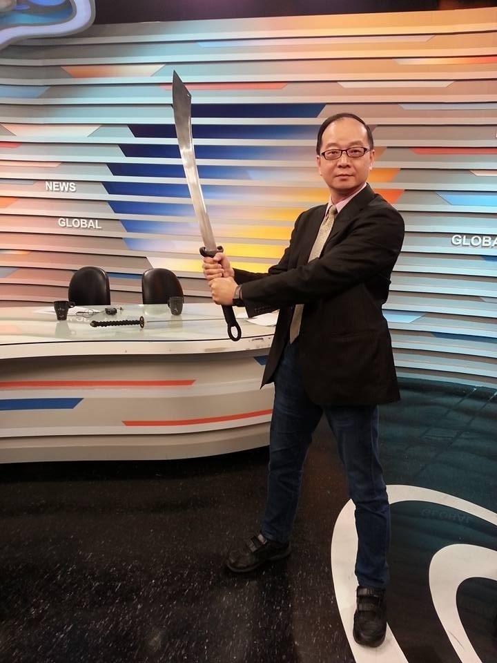 王瑞德說,「台灣的法治教育一定要再加強」,只要違反法律丶傷害別人就須負法律責任。(資料照,翻攝自臉書)