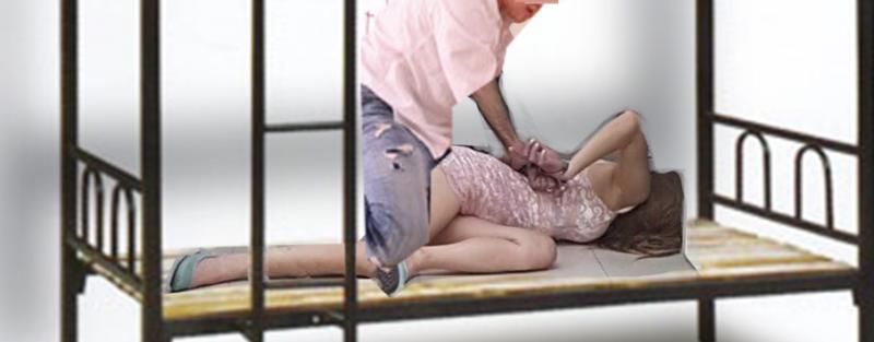 台中女監爆性侵案,百公斤壯女2度強壓舍友性侵。(示意圖)