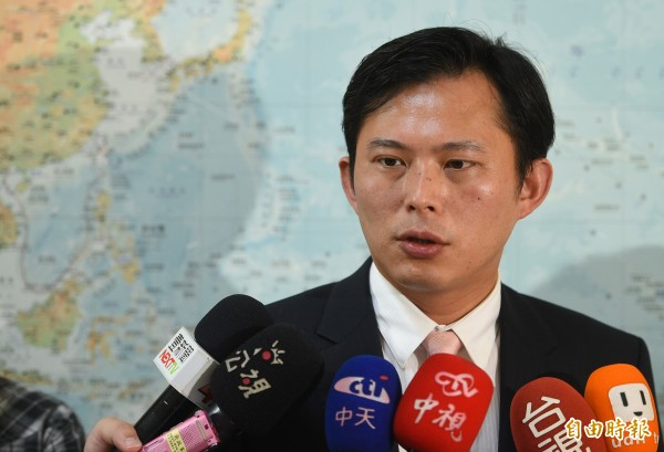 黃國昌強調,時代力量下個目標將是取代國民黨,成為台灣第二大政黨。(資料照,記者張嘉明攝)