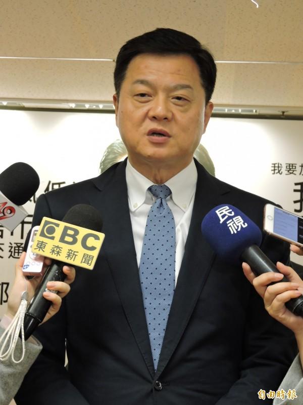 国民党党务人士透露,目前并未听到周锡玮人事案遭废止声音,人事案尚未变卦。(资料照)