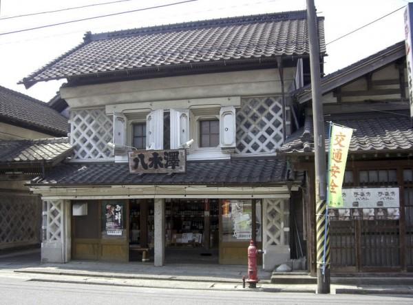 具有200年歷史的醬油鋪「八木澤商店」浩劫重生、再度開業。(圖擷取自oregonlive網站)
