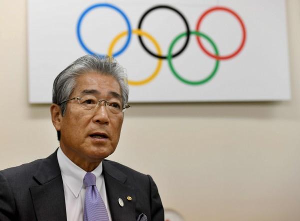 日本奧會主席竹田恒和涉嫌以賄賂手法取得主辦權。(法新社)