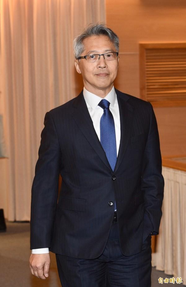 台灣人工智慧學校第一期開學典禮27日於中央研究院舉行,中研院長廖俊智等人與會。(記者羅沛德攝)