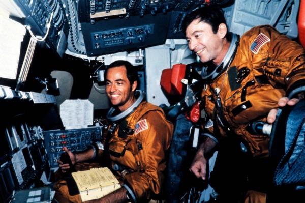 楊恩曾6度執行太空任務,NASA稱之為「太空人中的太空人」。(法新社)