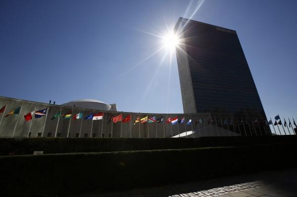 台灣人持護照和台胞證都無法進入聯合國總部。(路透資料照)
