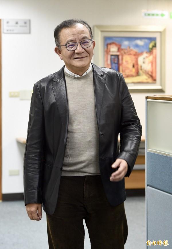 立委高志鵬收賄關說判刑4年半定讞。(記者羅沛德攝)