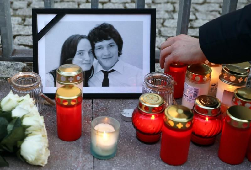 斯洛伐克記者謀殺案出現突破,原先的嫌犯竟從商人變為前軍人。(歐新社)