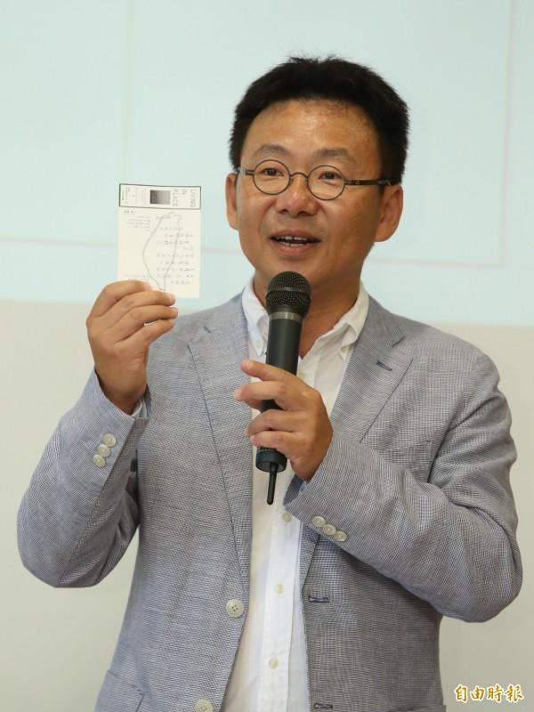知名建築師黃聲遠正巡迴歐洲,講述台灣價值的建築。(資料照,記者陳逸寬攝)