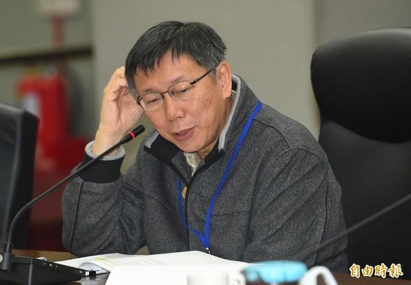 陳重文認為,周美青若和柯文哲PK,必定有場精彩戰役。(資料照)