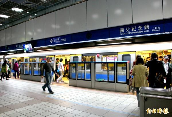 台北捷運公司表示,「招標尚未完成」,但已積極進行中。(資料照,記者郭逸攝)