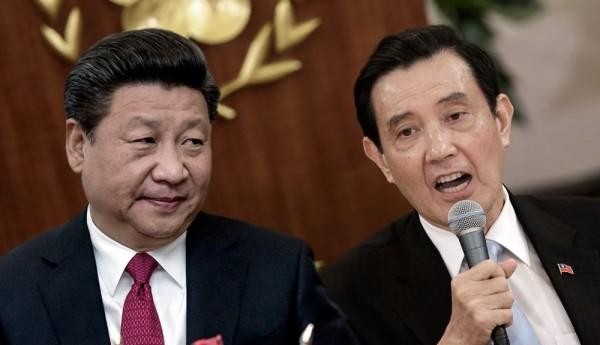 馬習會即將在今天下午登場,歐洲各大媒體都指出了台灣民眾對於中國的不信任。(本報合成)