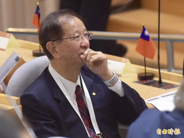 前中研院院長李遠哲。(資料照)