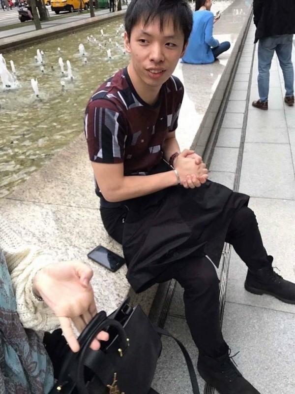 劫財殺害陳姓女模的男子程宇,已多次拒絕法院要他進行身心輔導的治療。(翻攝自臉書社團「爆料公社」)