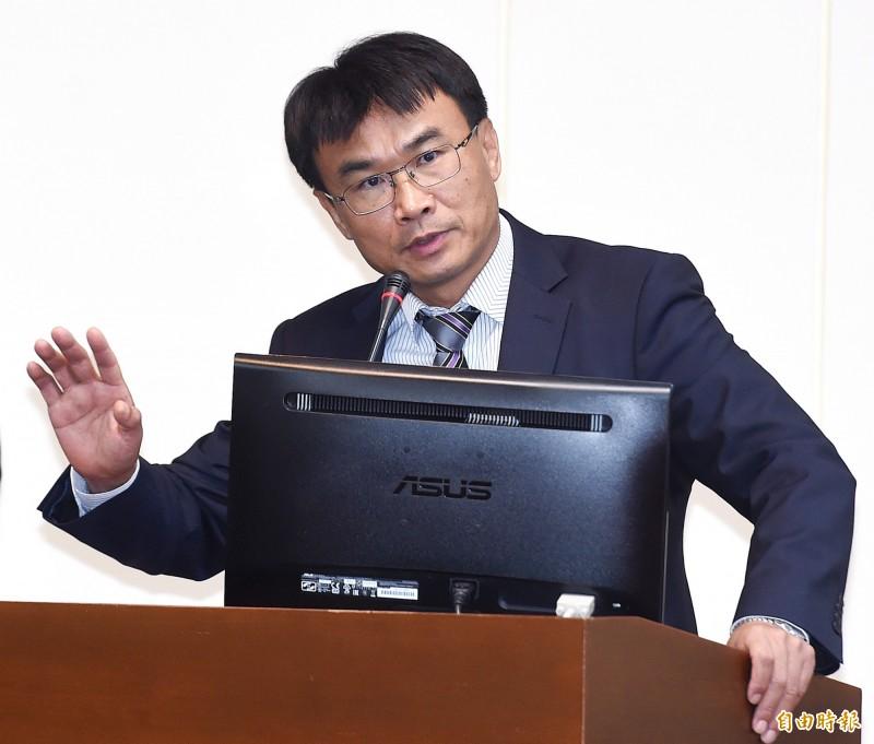 農委會主委陳吉仲強調,台日兩國鮪魚限額交換案可讓漁民捕更多大目鮪,增加收入。(資料照)