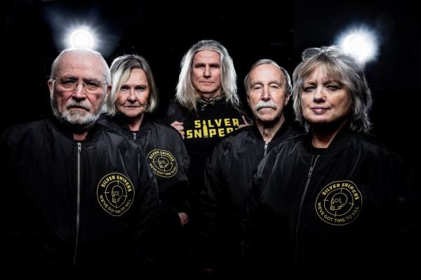 瑞典斯德哥爾摩CS電競戰隊「銀色狙擊手(Silver Snipers)」,平均年齡達到67歲,是全球最高齡的電子競技隊伍。(圖擷自Silver Snipers臉書粉絲團)