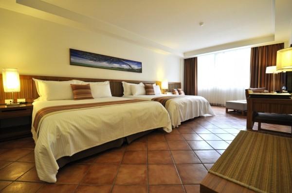 網路訂房平台「Hotels.com」調查發現最喜歡將飯店內的物品順手牽羊的遊客是阿根廷人,而哥倫比亞遊客的比例最低。(圖由福容飯店提供)