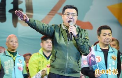 民進黨主席卓榮泰今在中常會前呼籲,黨內集體表態行動「到此為止」。(資料照)