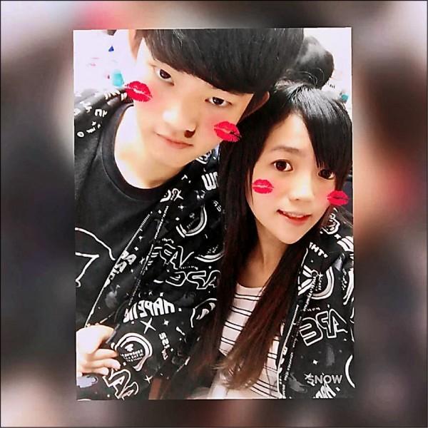 香港籍男子陳同佳(左)狠殺女友(右)。(取自臉書)