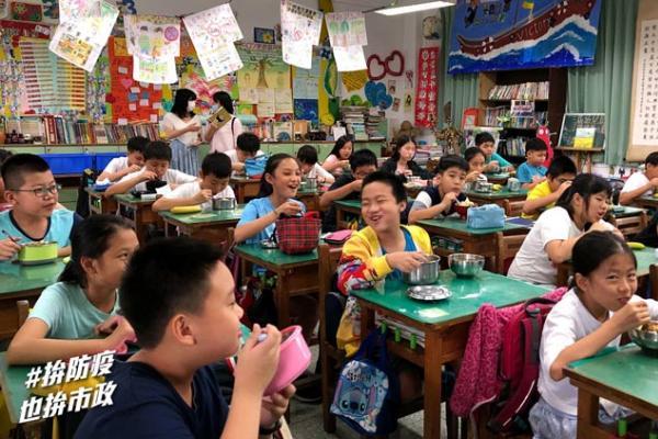 推廣國際飲食 新北教育局很給力