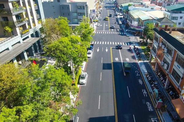 日夜匪懈 台中市道路燙平超過500條