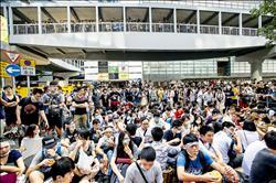 港生罷課爭民主 威力超越佔中