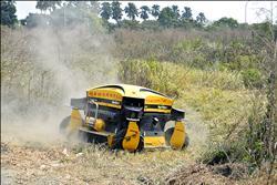 農機展明登場 百萬割草機亮相