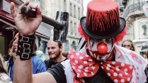 攻擊事件頻傳 法國反恐怖小丑