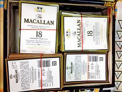 酒莊也被唬… 假「麥卡倫」標籤逼真
