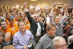 美期中選舉 共和黨掌控參眾兩院