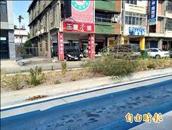 BRT車站周邊欠管理 市府踢皮球