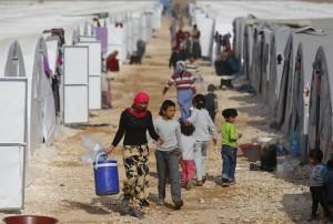 歐美冷觀敘利亞內戰 百萬難民恐在寒冬中等死