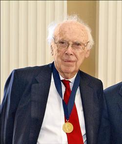 DNA之父 拍賣諾貝爾獎牌