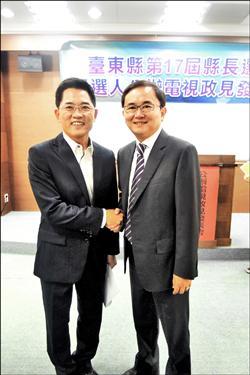 競選補貼 黃健庭獲192萬 劉櫂豪161萬