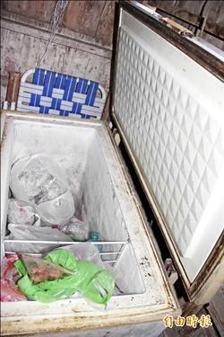屏東破獲屠狗場 冷凍肉上百公斤