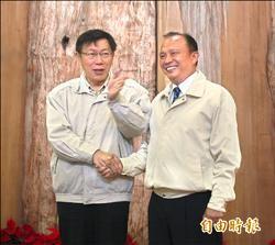 北、宜當夥伴 林聰賢促柯P建農產平台