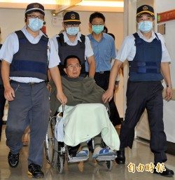 扁能否保外 法界:要看馬總統