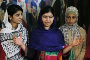 馬拉拉今獲頒和平獎 發願成為巴基斯坦總理