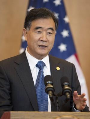 中共國務院副總理坦承 中國無力挑戰美國地位
