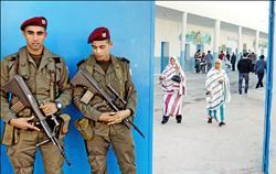 突尼西亞首次總統決選