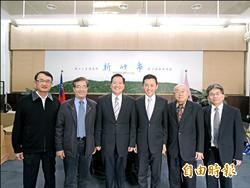 民進黨中央借將 竹市府新主管年輕化