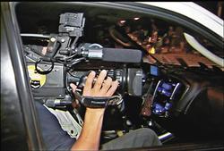 阿扁回家直播 人體SNG立大功 - 飛車追蹤搶新聞 國罵崩潰全都錄